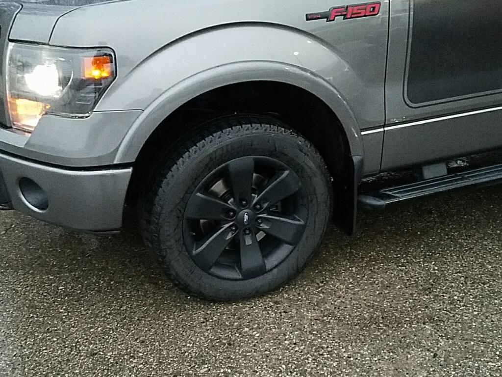 2013 Ford F-150 FX4 W/ Appearance Package - Allendale MI