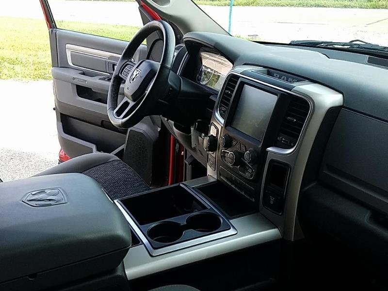 2015 RAM Ram Pickup 1500 Crew Cab Outdoorsman - Allendale MI