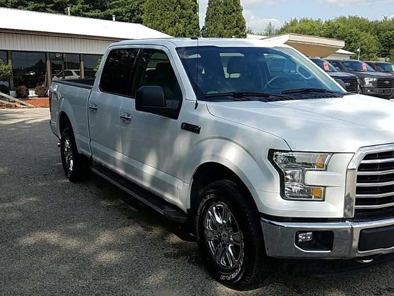 2016 Ford F-150 XLT SuperCrew - Allendale MI