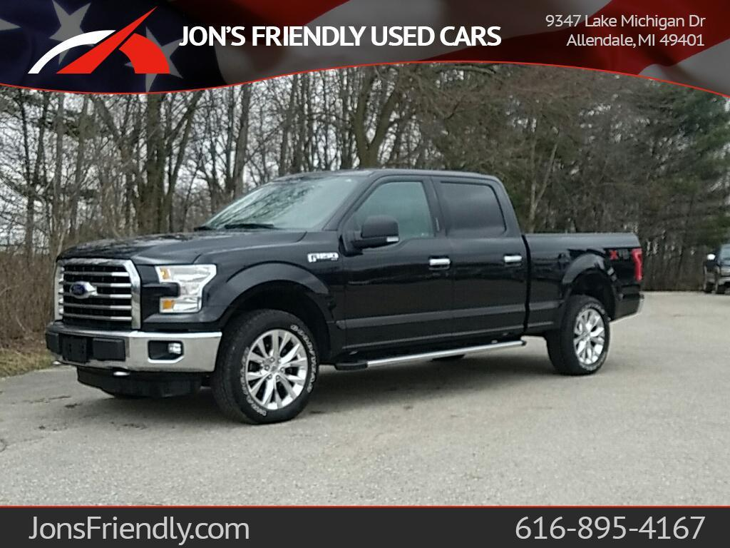 2015 Ford F-150 XLT SuperCrew - Allendale MI