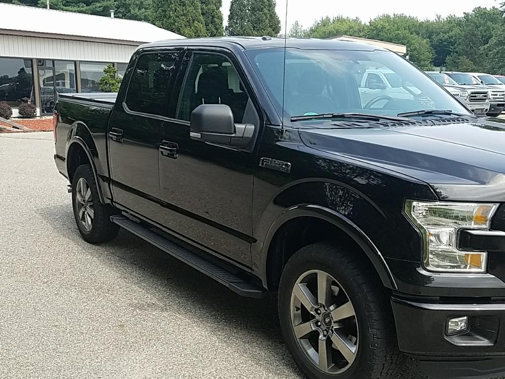 2015 Ford F-150 SuperCrew Sport - Allendale MI