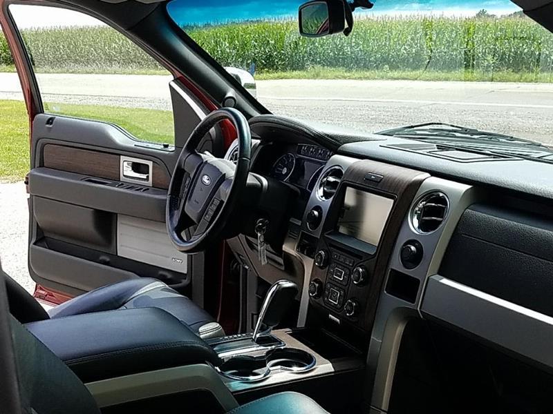 2014 Ford F-150 SuperCrew Lariat - Allendale MI