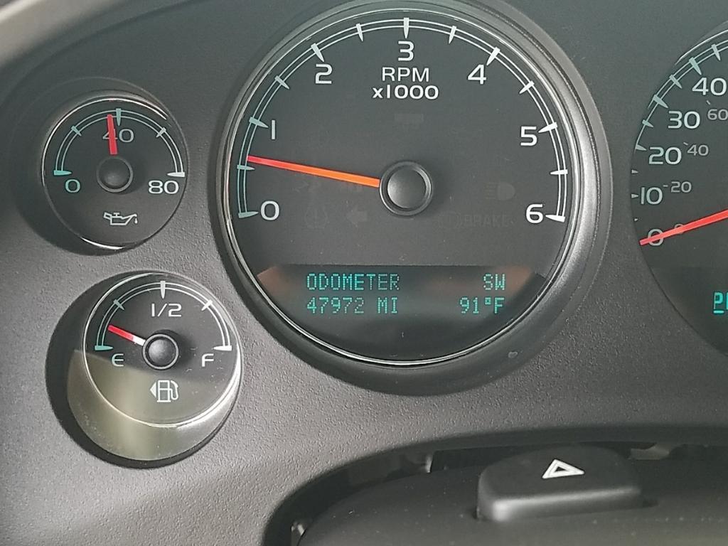 2012 Chevrolet Silverado 1500 4x4 LTZ 4dr Crew Cab 5.8 ft. SB - Allendale MI