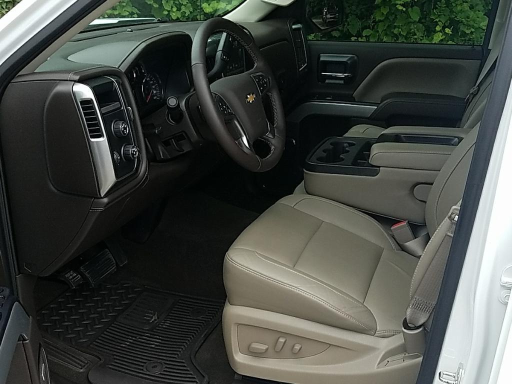 2016 Chevrolet Silverado 1500 LTZ Z71 CREW CAB - Allendale MI