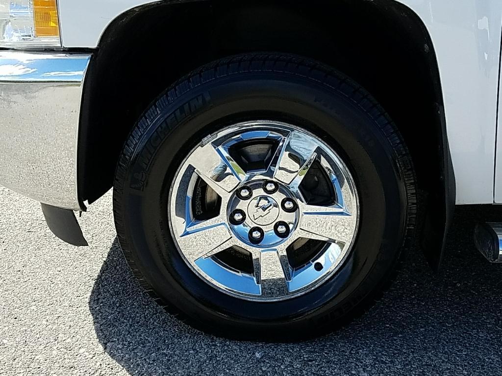 2012 Chevrolet Silverado 1500 4x4 LT 4dr Crew Cab 5.8 ft. SB - Allendale MI