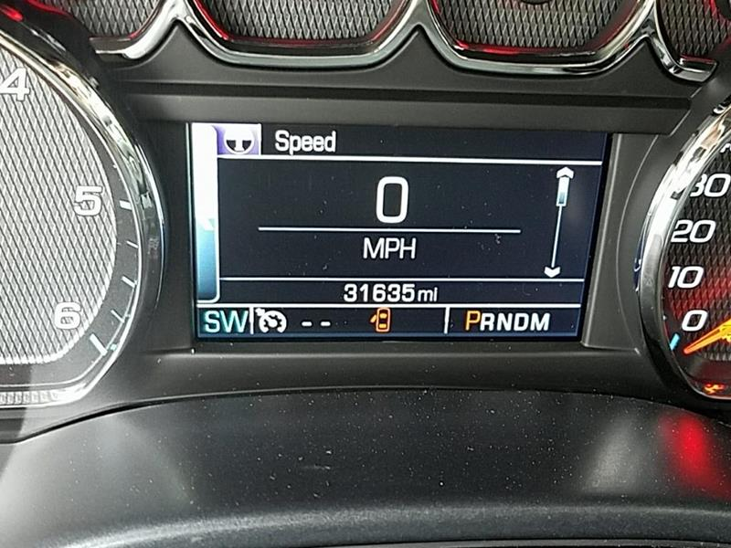 2015 Chevrolet Silverado 1500 Crew Cab LT Z71 True North Edition - Allendale MI