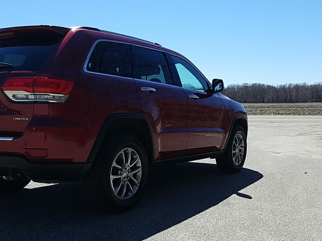 2014 Jeep Grand Cherokee 4x4 Limited 4dr SUV - Allendale MI
