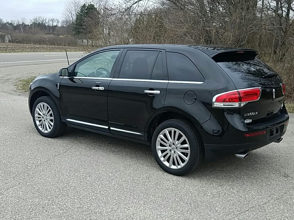 2014 Lincoln MKX AWD 4dr SUV - Allendale MI