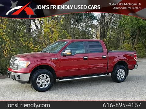 2013 Ford F-150 for sale in Allendale, MI