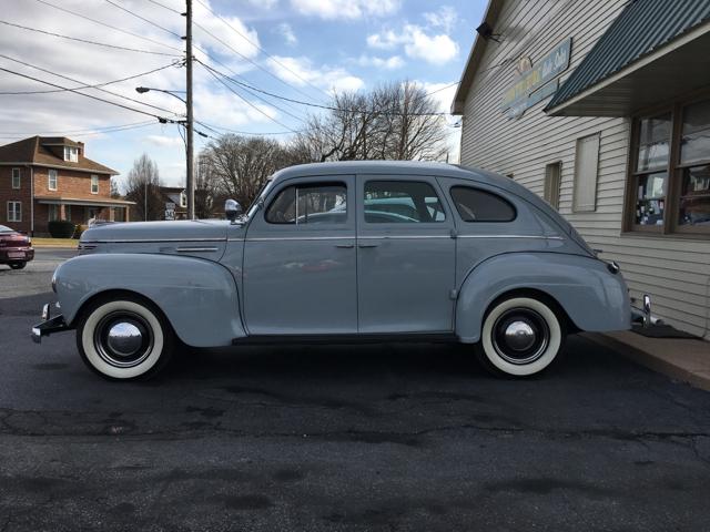 1940 plymouth 4 door sedan in fredericksburg pa for 1940 plymouth 2 door sedan