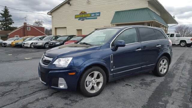 2008 saturn vue awd red line 4dr suv in fredericksburg pa countryside auto sales. Black Bedroom Furniture Sets. Home Design Ideas