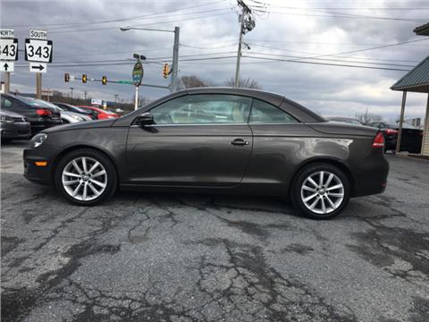 2012 Volkswagen Eos for sale in Fredericksburg, PA
