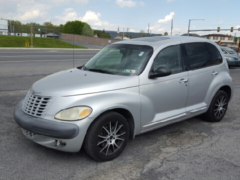 2001 Chrysler PT Cruiser for sale in Fredericksburg, PA