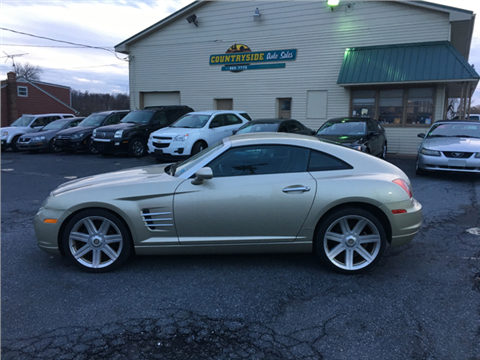 chrysler crossfire for sale petersburg va. Cars Review. Best American Auto & Cars Review