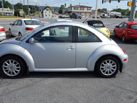 2005 Volkswagen New Beetle for sale in Fredericksburg, PA