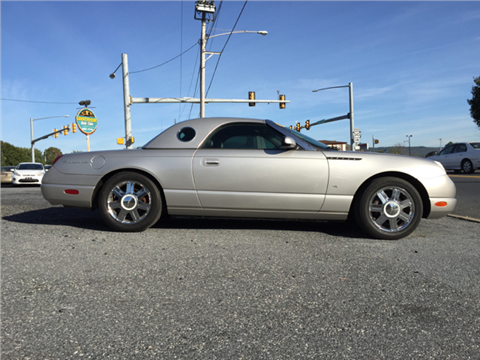 2004 Ford Thunderbird for sale in Fredericksburg, PA