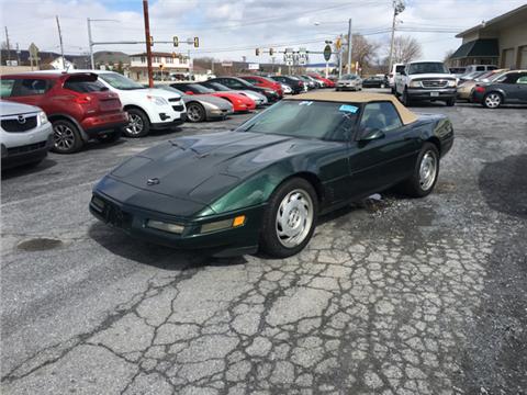 1996 Chevrolet Corvette for sale in Fredericksburg, PA