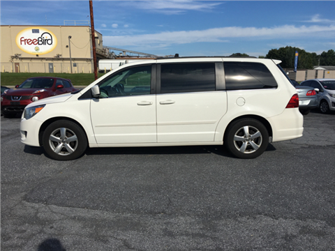 2011 Volkswagen Routan for sale in Fredericksburg, PA