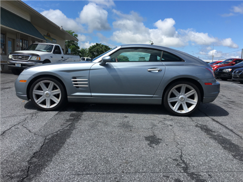 2004 Chrysler Crossfire for sale in Fredericksburg, PA
