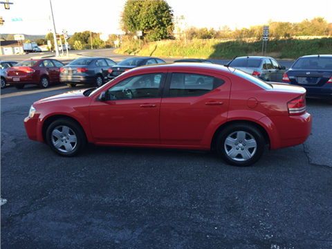 2009 Dodge Avenger for sale in Fredericksburg, PA