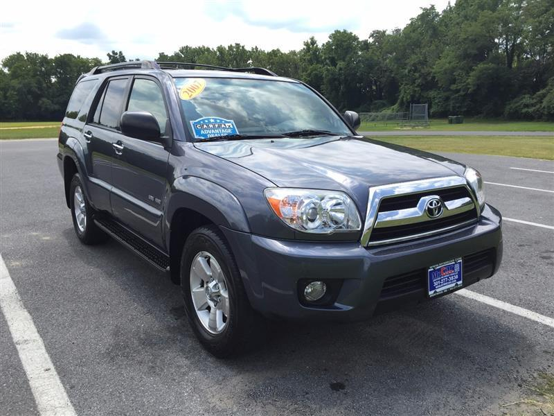 2007 toyota 4runner sr5 4dr suv 4wd v6 in brentwood md. Black Bedroom Furniture Sets. Home Design Ideas