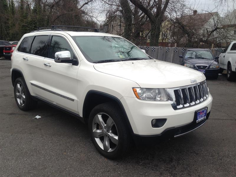 2012 Jeep Grand Cherokee 4x4 Overland 4dr SUV In Brentwood ...