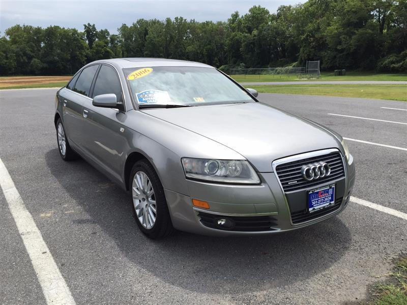 2006 audi a6 3 2 quattro awd 4dr sedan in brentwood md. Black Bedroom Furniture Sets. Home Design Ideas