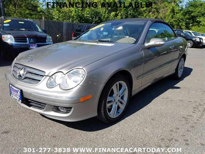 2006 mercedes benz clk clk350 2dr convertible in brentwood