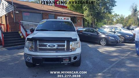 2011 Ford F-150 for sale in Brentwood, MD