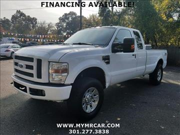 2008 Ford F-250 Super Duty for sale in Brentwood, MD