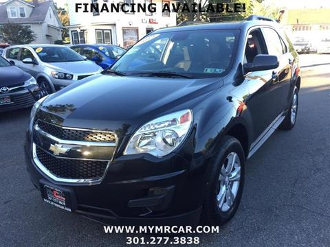 2013 Chevrolet Equinox for sale in Brentwood, MD