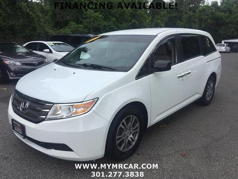 2012 Honda Odyssey for sale in Brentwood, MD