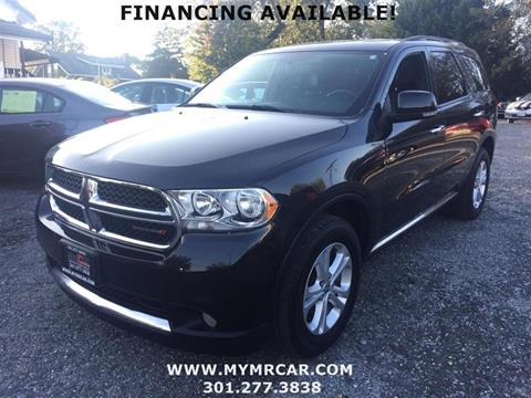 2013 Dodge Durango for sale in Brentwood, MD