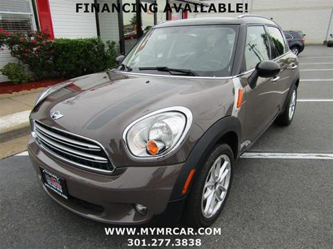 2015 MINI Countryman for sale in Brentwood, MD
