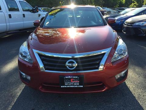 2015 Nissan Altima for sale in Brentwood, MD