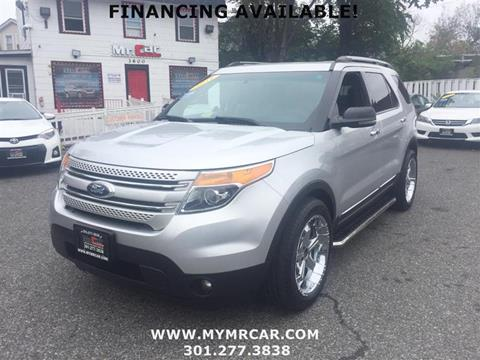 2011 Ford Explorer for sale in Brentwood, MD
