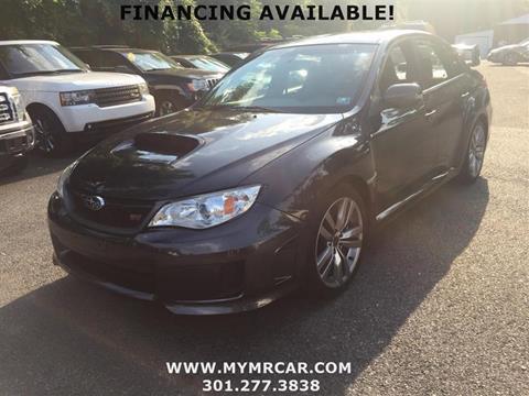 2013 Subaru Impreza for sale in Brentwood, MD