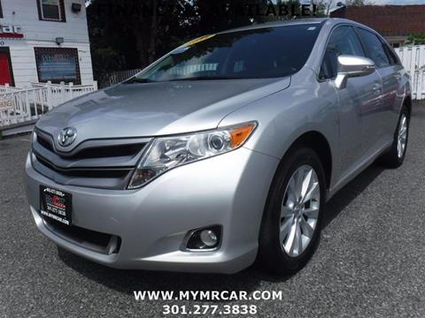 2014 Toyota Venza for sale in Brentwood, MD