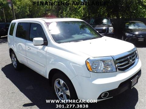 2014 Honda Pilot for sale in Brentwood, MD