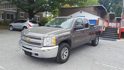 2013 Chevrolet Silverado 1500 for sale in Brentwood, MD
