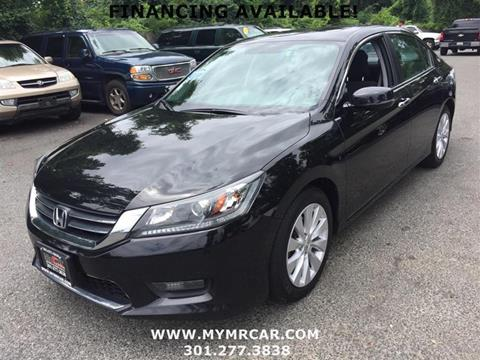 2014 Honda Accord for sale in Brentwood, MD