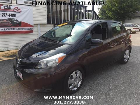 2014 Toyota Yaris for sale in Brentwood, MD