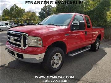 2005 Ford F-250 Super Duty for sale in Brentwood, MD
