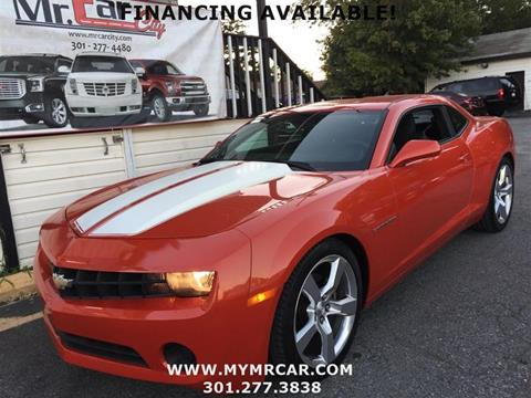2013 Chevrolet Camaro for sale in Brentwood, MD