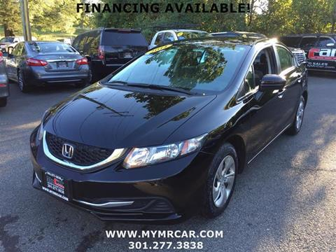 2014 Honda Civic for sale in Brentwood, MD