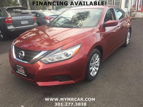 2016 Nissan Altima for sale in Brentwood, MD