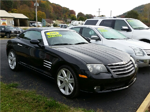 2004 Chrysler Crossfire for sale in Clymer, PA