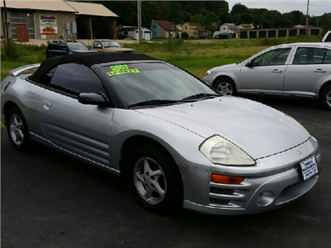 2003 Mitsubishi Eclipse Spyder for sale in Clymer, PA