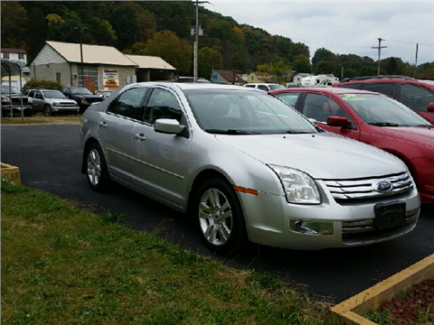 2009 Ford Fusion for sale in Clymer, PA