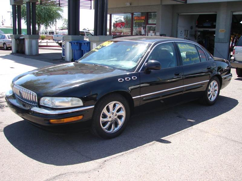 2005 buick park avenue for sale. Black Bedroom Furniture Sets. Home Design Ideas